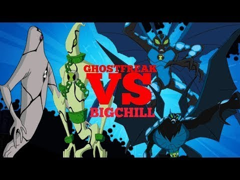 Download Ben10 Ghostfreak OR Ben10 Bigchill What you say ? Lets See... HD Ben10 HD Mp4 3GP Video and MP3