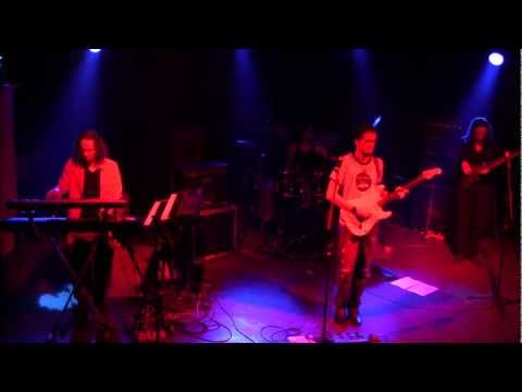 BLUE MAMMOTH band - live in art rock festival 2011