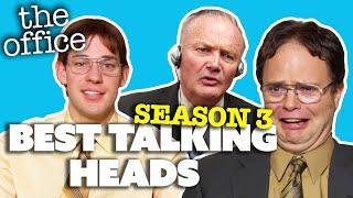BEST TALKING HEADS (Season 3) - The Office US