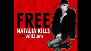 Its Pitched: Natalia Kills & Will.I.am - Free (Male Version)