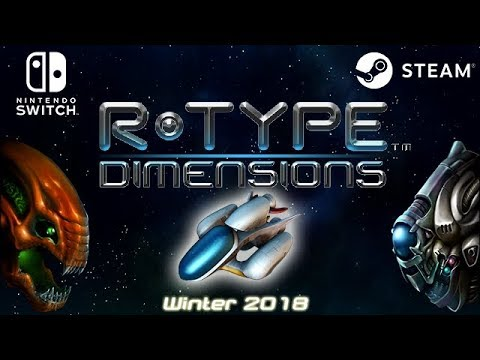 R-Type Returns on Switch and Steam