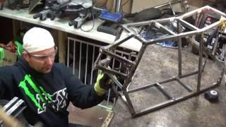 mini bike build frame - मुफ्त ऑनलाइन वीडियो