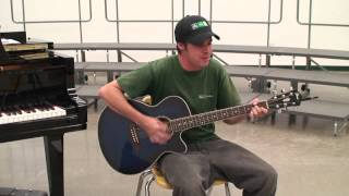 """Video thumbnail of """"I Me Mine - The beatles (Cover) By Dustin White"""""""