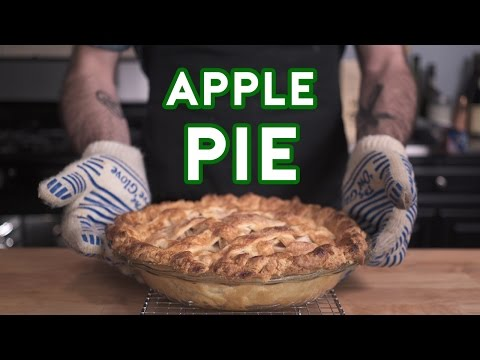Binging with Babish – How to Make Apple Pie