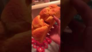 Kiibru English bread squishy