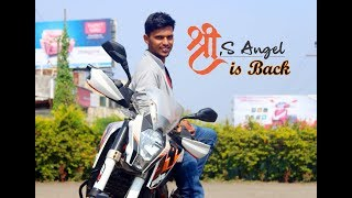 Angel Is Back !! || Marathi Vlog | Shrees Angel