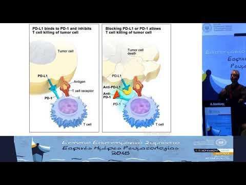 Δ. Δαούσης - Τελευταία δεδομένα σχέσης βιολογικών παραγόντων και καρκίνου