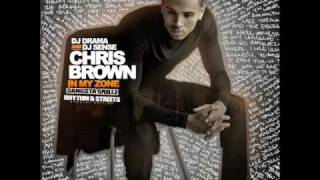 DJ DRAMA-CHRIS BROWN-IN MY ZONE-14-NO BULLSHIT