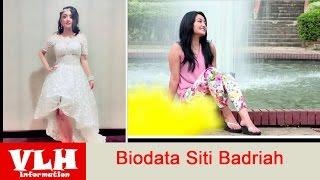 Gambar cover Biodata Siti Badriah Pemain Film SENANDUNG di MNCTV