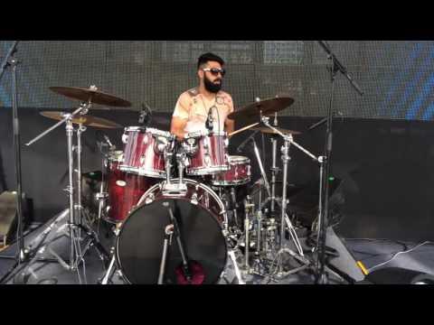 Paras bhatia solo at Badshah's concert at…