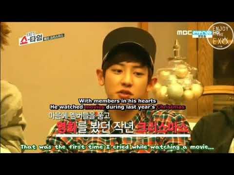 EXO showtime ep-4 eng sub cut 1