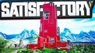 700+ Hour Mega Factory COMPLETE! (+ World Save) - Satisfactory Early Access Gameplay Ep 69