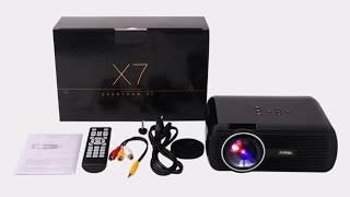 10 Проектор с Алиэкспресс AliExpress Home theater Лучшие товары из Китая Электроника Гаджеты