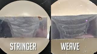 Stringers vs Weaves