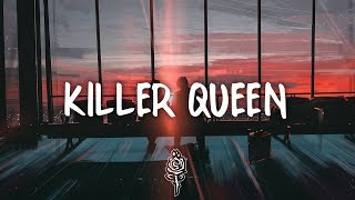5 Seconds Of Summer - Killer Queen (Lyrics / Lyric Video)