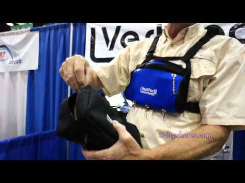ICAST 2011, Vest Pac winner of ICAST 2011 Fly Fishing Accessory