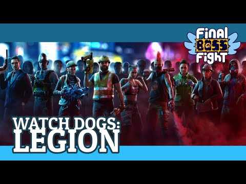 Video thumbnail for Recruitment Drive – Watch Dogs: Legion – Final Boss Fight Live