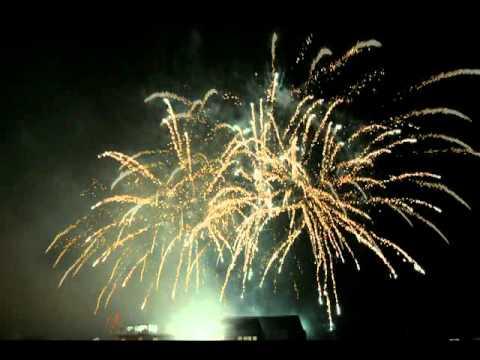 Firework's event 2012