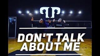 DON'T TALK ABOUT ME - Paloma Mami - Coreografía Matias Orellana & Daniela Martinez