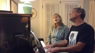 """ Stay by Me"" (Annie Lennox) -- Greg Schlotthauer & Sarah Terrell 2016"