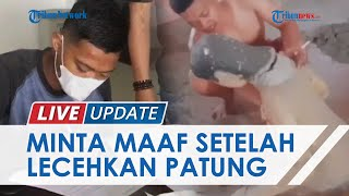 Viral Video Pemuda Lecehkan Patung di Museum Mulawarman, Aksi Direkam oleh Pacar Pelaku