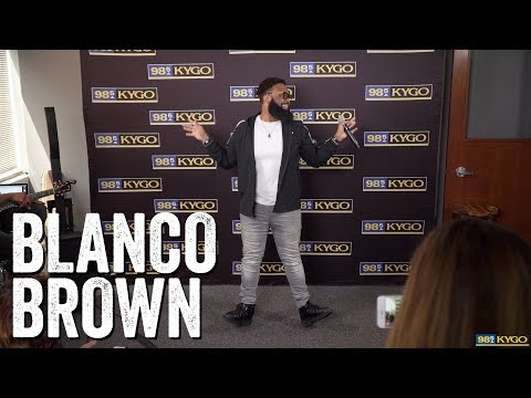 """Blanco Brown 