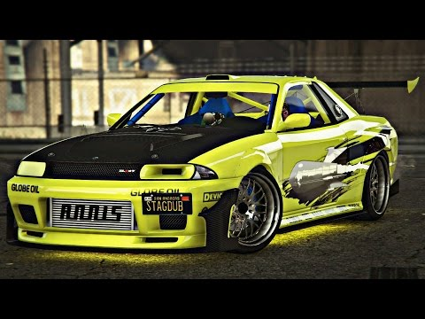 TOP 10 PAINTJOBS ELEGY RETRO CUSTOM GTAV - игровое видео