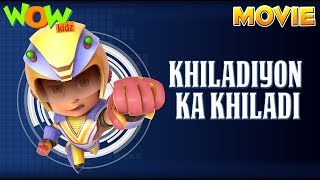 Khiladiyon Ka Khiladi - Movie - Vir The Robot Boy - Live in India
