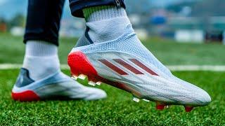 Mo Salah Schuhtest! Adidas X Speedflow Review