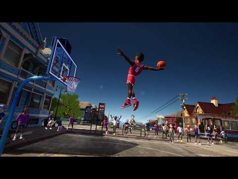 NBA Playgrounds 2 - Gameplay Trailer thumbnail