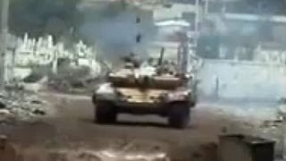 preview picture of video 'ᴴᴰ Мужчины против танков - Мощные танковые атаки Дарайе 36m'