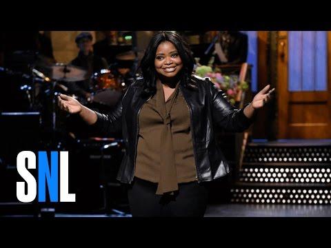 Octavia Spencer Monologue - SNL