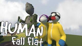 Human Fall Flat (Смешные моменты | Лучшее | Прохождение)