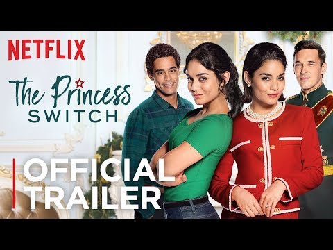 The Princess Switch | Official Trailer [HD] | Netflix Mp3