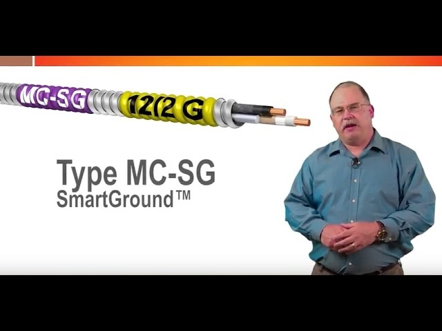 Type MC-SG (Smartground) Cable