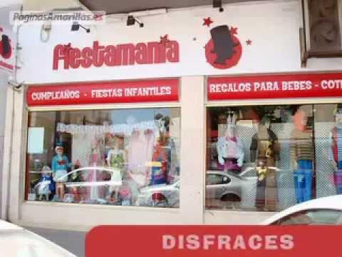 FIESTAMANÍA. Artículos de fiesta en Sevilla