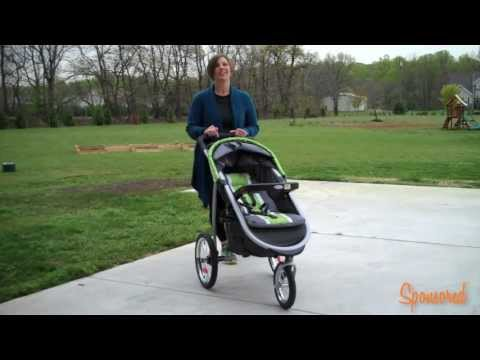 Graco Jogger Stroller with Click Connect Review