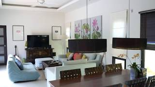 Private Three Bedroom Villa with Large Pool in Layan, Phuket