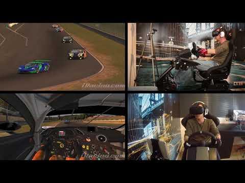 Next Level Racing V3 Motion Platform Review - смотреть