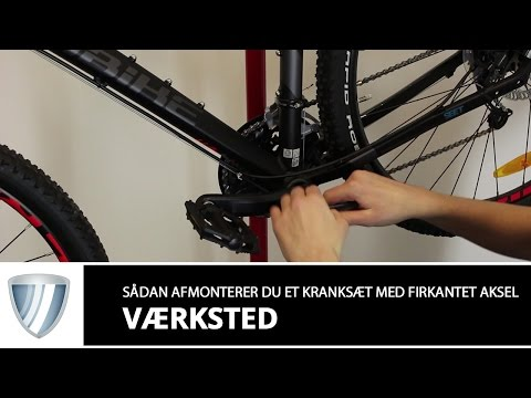 Aftrækker for pedalarme video