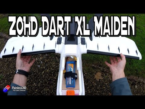 zohd-dart-xl-maiden-and-trimming-flight