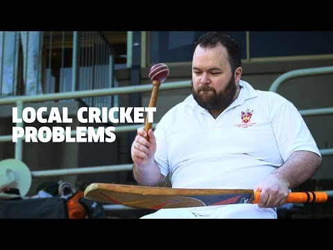 Local Cricket Problems