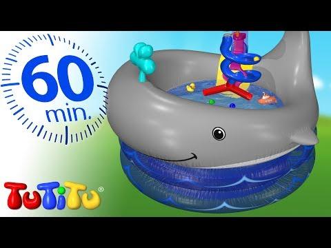 Especial TuTiTu en español | Juguetes para niños pequeños | Juguetes para la hora del baño