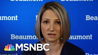 Michigan Nurse: People Are The Biggest Resource Being Stretched Too Thin   Stephanie Ruhle   MSNBC