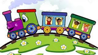 Бързият влак - песен