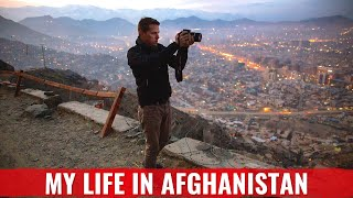preview picture of video 'In the streets of Kabul - A tour through the city HD'