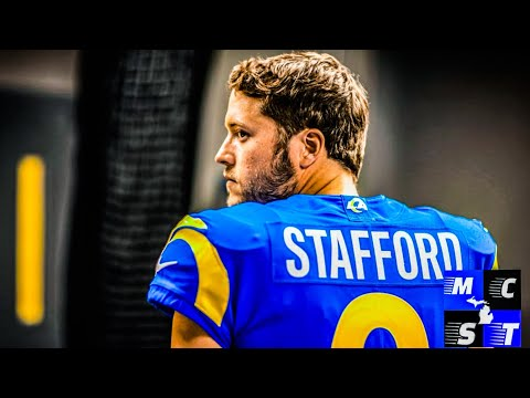 Matt Stafford Now 6th Best QB in NFL After Joining Los Angeles Rams & Leaving Detroit Lions!!!