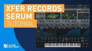 Serum by Xfer Records   Easy 808 Bass Tutorial   Free Serum Preset Pack