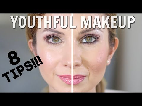 8 TIPS For a YOUTHFUL Appearance | 8 MAKEUP techniques I Have DITCHED As I've Gotten Older
