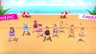 Gambar cover 【スクフェスAC】夏色えがおで 1,2,Jump! ダンスフォーカス動画